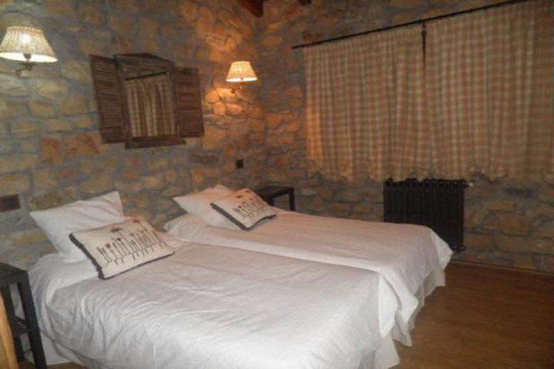 El Paraiso del Yayo Apartamentos en Rozas de Soba (Cantabria) Dormitorio