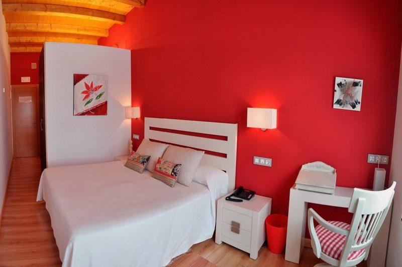 Hotel Araz Hotel en el embalse del Ebro (Cantabria) - Habitaciçon