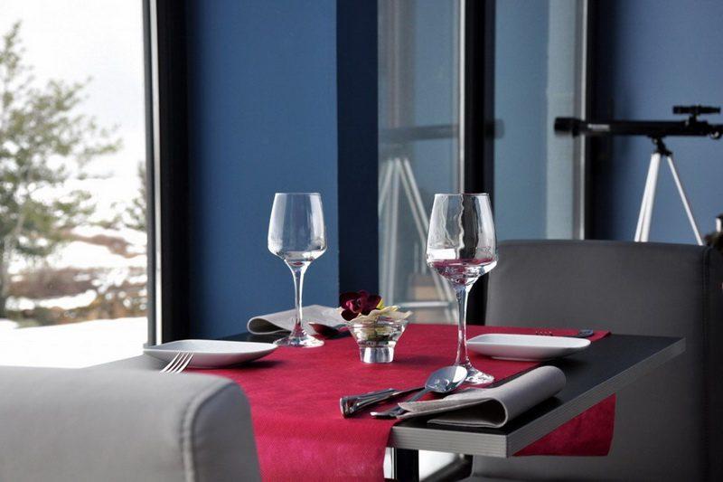 Hotel Araz Hotel en el embalse del Ebro (Cantabria) - Restaurante