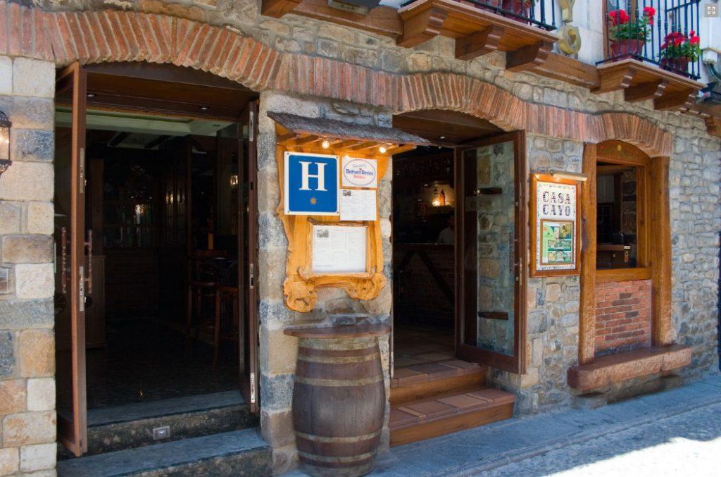 Hotel Casa Cayo Hotel rural en Potes (Cantabria)