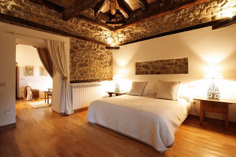 Hotel Casona de Quintana Hotel con encanto en valle de Asón Habitación