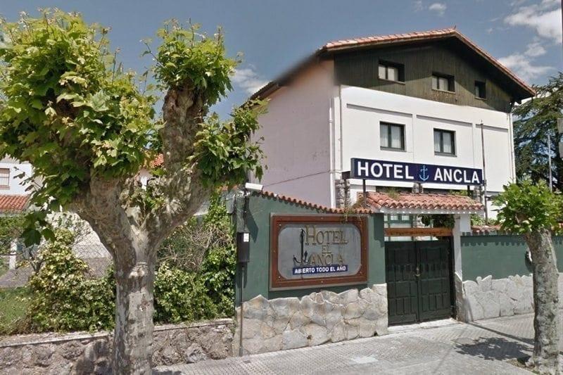 Hotel El Ancla Hotel Laredo Playa Cantabria