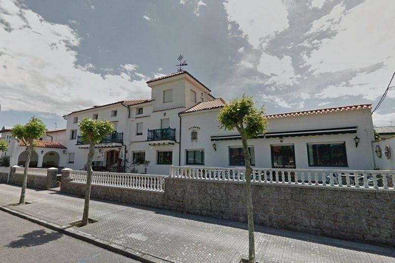 Hotel El Cortijo Hotel barato cerca de la playa en Laredo Cantabria