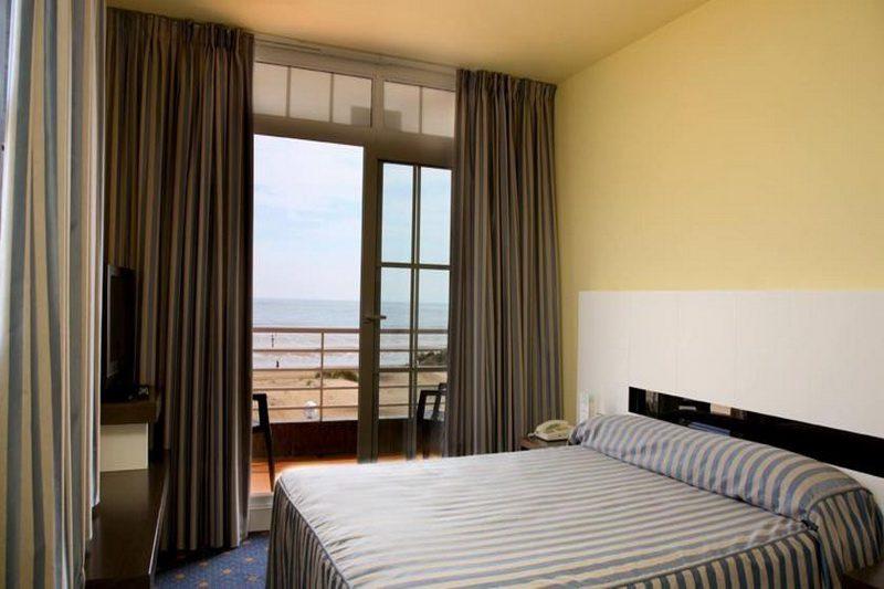 Hotel Playamar Spa Hotel Spa en Laredo Cantabria Habitación