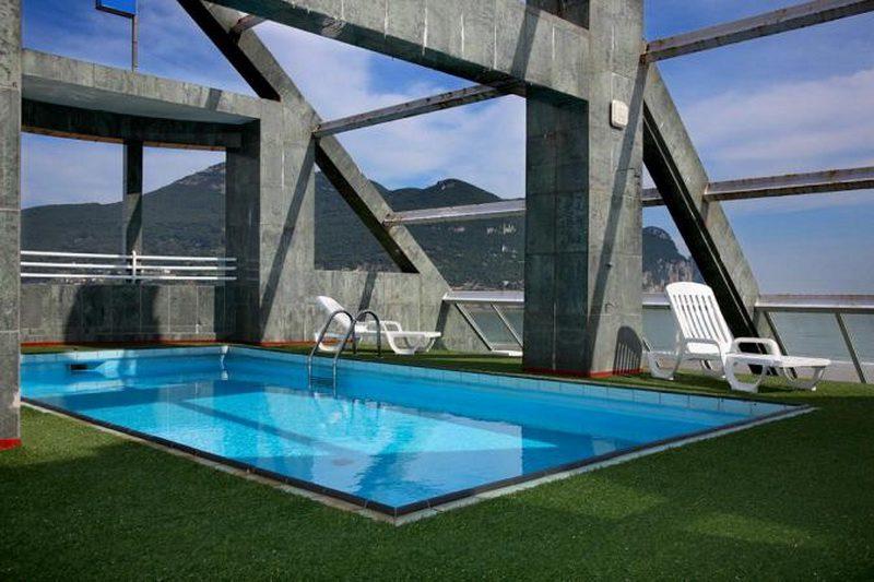 Hotel Playamar Spa Hotel Spa en Laredo Cantabria  Piscina exterior