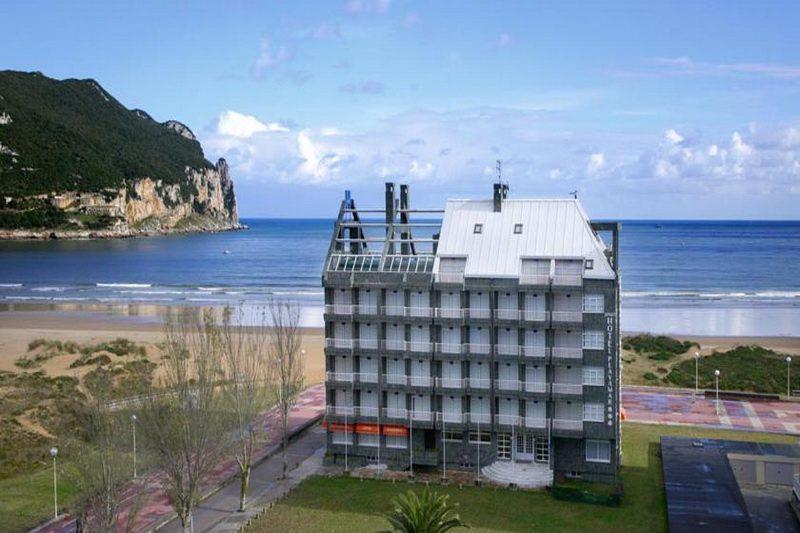 Hotel Playamar Spa Hotel Spa en Laredo Cantabria  Exterior