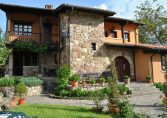 La Hila del Cucal Apartamentos rurales en Mijares Santillana del Mar (Cantabria) Fachada