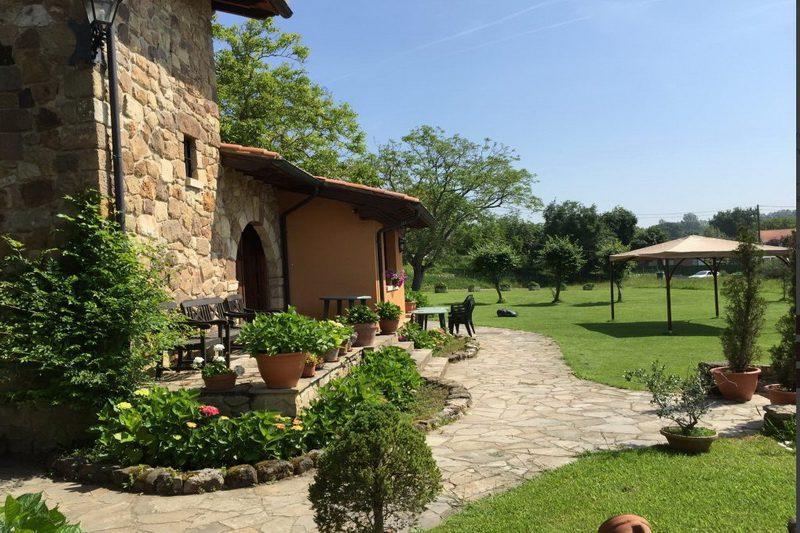La Hila del Cucal Apartamentos rurales en Mijares Santillana del Mar (Cantabria) Exterior
