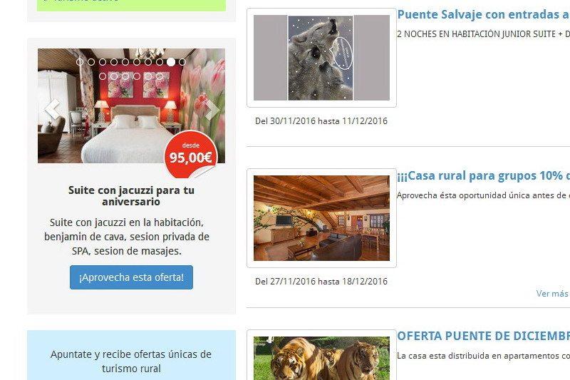 Ofertas Cantabria fin de semana, ofertas fin de semana casas rurales en Cantabria