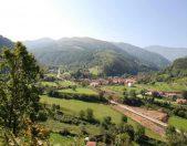 Senda Fluvial del Nansa de Sarceda a Cosío (Cantabria)