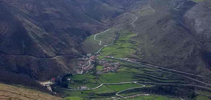 Senda Fluvial del Nansa de Tudanca a Sarceda (Cantabria)
