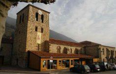 Antigua iglesia de San Vicente (Potes)