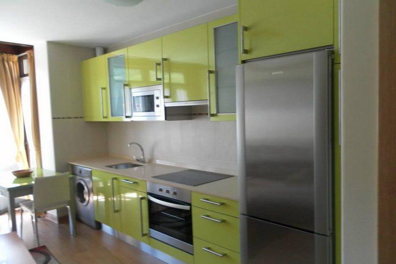 Apartamentos La Braña de Potes Apartamentos en Potes Cantabria Cocina