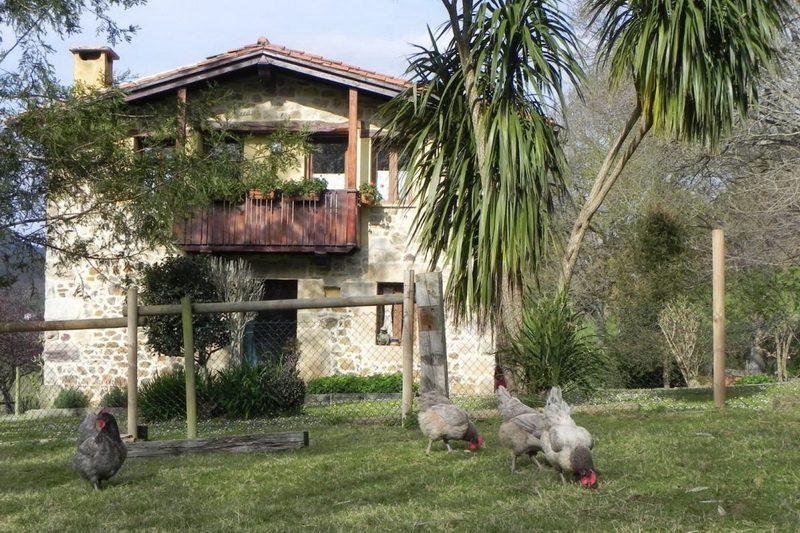 Casa Rural Casa de la Sierra Casa rural en Totero de Cayon Cantabria Exterior