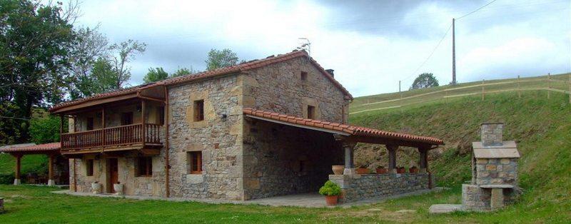 Casa rural Finca El Cerro Cabana Pasiega en Bustantegua Selaya Cantabria