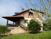 Casa rural Hualdea, Casa rural en Villapresente (Cantabria) Exterior
