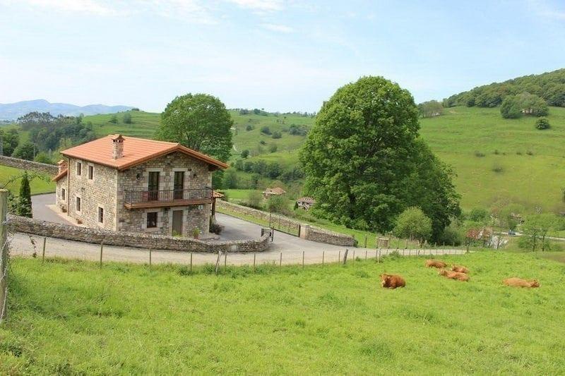Casa rural La Cabaña del Abuelo Casa rural en Selaya Valles Pasiegos (Cantabria)