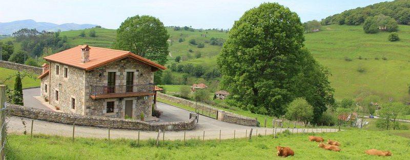 Casa rural la caba a del abuelo casa rural en selaya - La casa vieja del abuelo ...