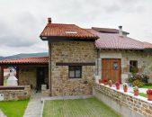 Casa rural La Charruca Casa rural en Abionzo Valles Pasiegos Cantabria Exterior