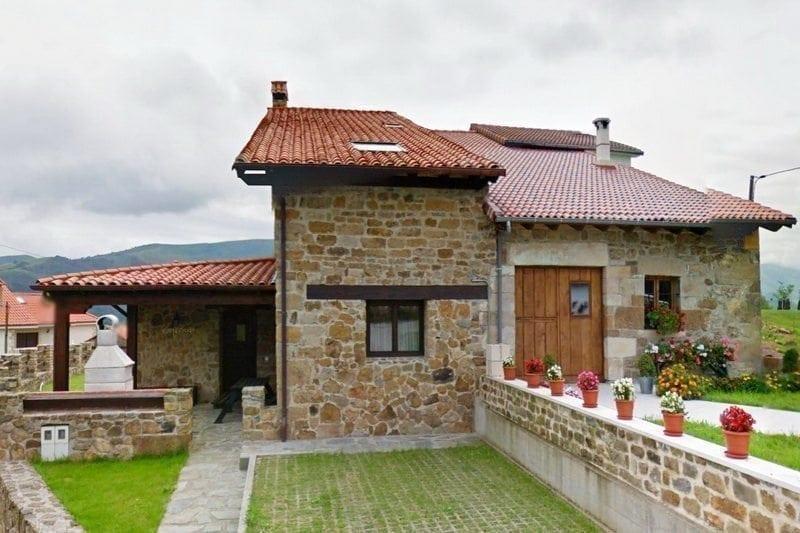 Casa rural La Charruca Casa rural en Abionzo Valles Pasiegos (Cantabria)
