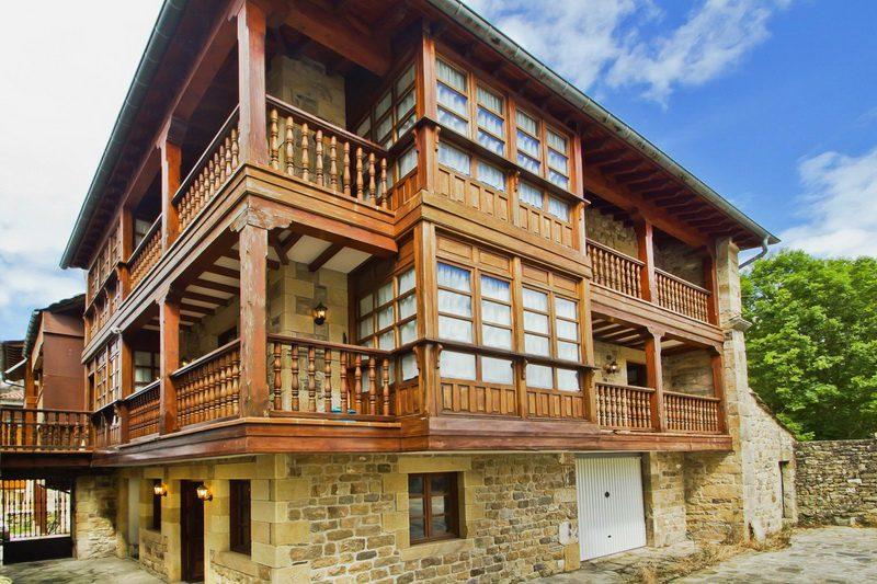 Casa rural La Vieja Panaderia Casa rural en Vega de Pas Cantabria Exterior
