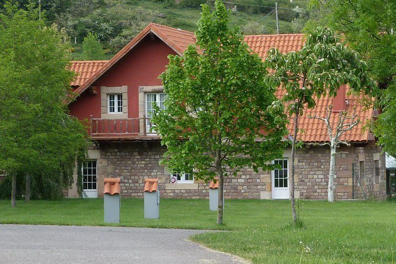 Casas rurales Complejo Puente Romano Alto Campoo Apartamento