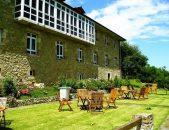 Hotel Dunas de Oyambre Hotel en Trasvia Comillas Cantabria Jardín