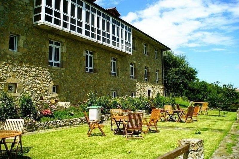 Hotel Dunas de Oyambre Hotel rural en Trasvia Comillas (Cantabria)