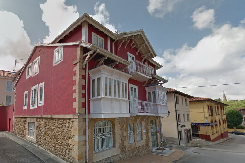 Hotel Marina de Campio, Hotel con restaurante en Comillas Cantabria Fachada