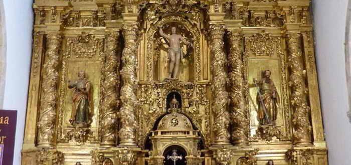 Iglesia de San Sebastian de Reinosa (Cantabria)