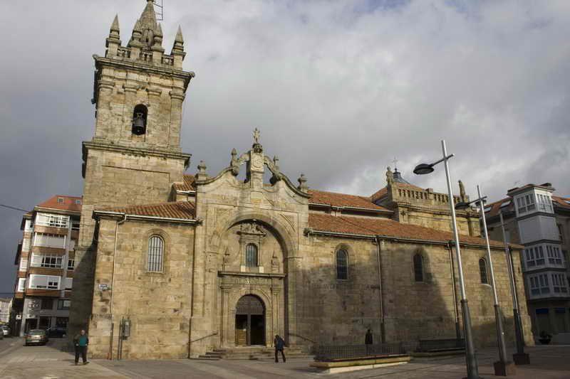Iglesia de san sebasti n de reinosa iglesias de reinosa - Casa rural reinosa ...