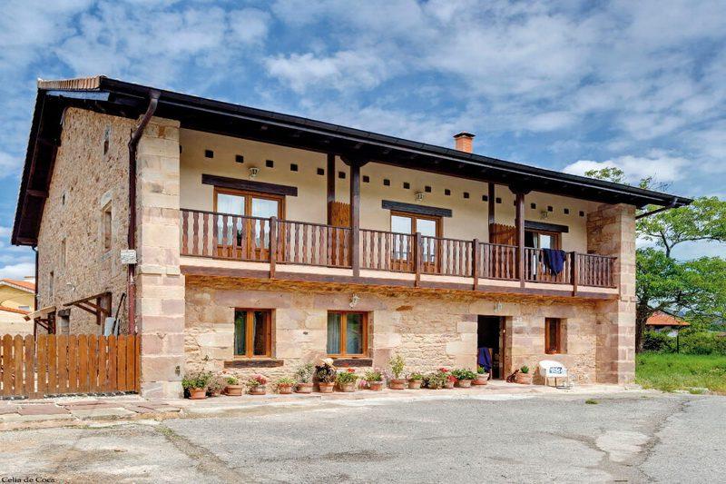 La Balbina Alojamiento rural en Santa Maria de Cayon Cantabria Exterior