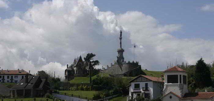 Parque Güell y Martos Comillas (Cantabria), Comillas Lugares de interés