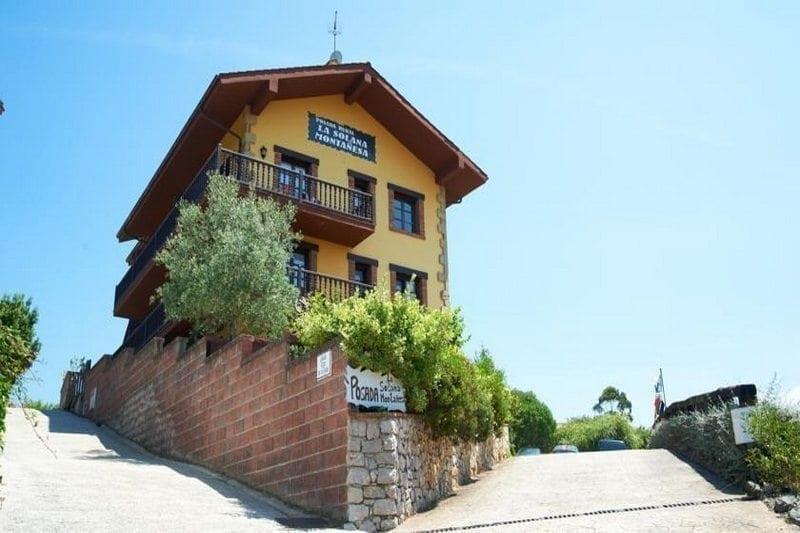 Posada La Solana Montañesa Alojamiento rural en Comillas (Cantabria)