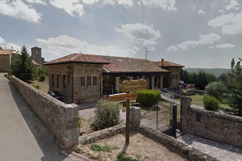 Posada Los Carabeos Alojamiento rural en Valdeprado del Rio Cantabria Exterior