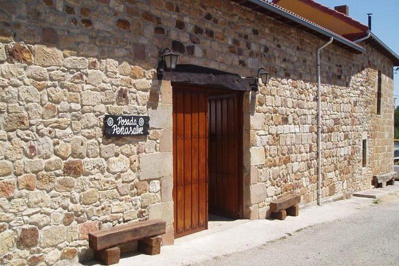 Posada Peñasalve Posada rural en Villamoñico Cantabria Exterior