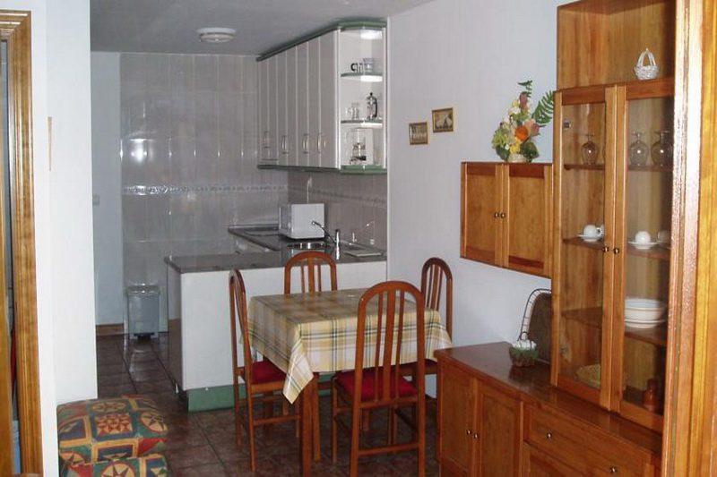 Posada Peñasalve Posada rural en Villamonico Cantabria Cocina de Apartamento