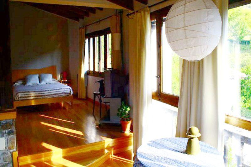 Posada de Tollo Casa rural en Tollo Vega de Liebana Cantabria Habitación Suite