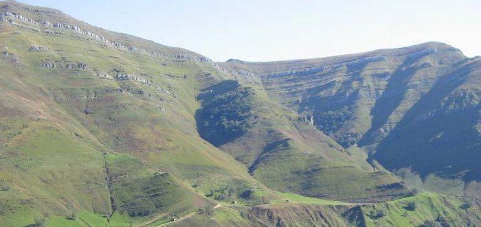 Ruta el Hayedo de Zamina Valles Pasiegos