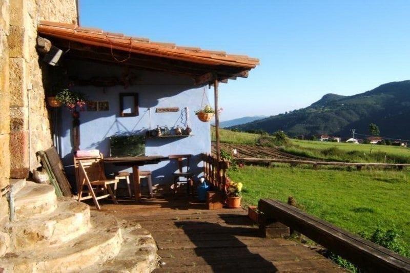 Albergue rural La Tejedora, Albergue rural en Ojebar (Cantabria)