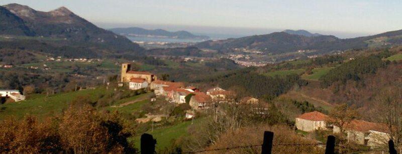 Albergue rural La Tejedora Albergue rural en Ojebar Cantabria