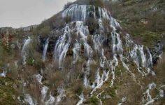 Cascada del Tobazo en Valderredible