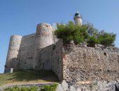 Castillo de Santa Ana en Castro Urdiales Cantabria