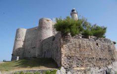Castillo de Santa Ana en Castro Urdiales