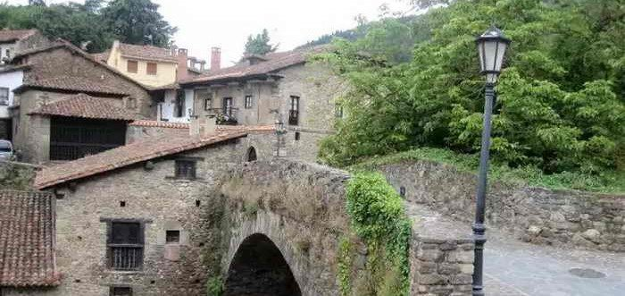 Ermita de San Cayetano en Potes, Que ver en Potes (Cantabria) lugares de interes