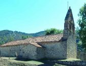 Ermita de la Asunción en Caloca, Pesaguero (Liébana)