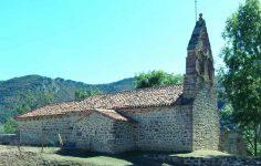 Ermita de la Asunción en Caloca