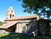 Iglesia de San Andrés de Valdelomar (Valderredible) Cantabria