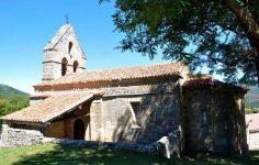 Iglesia de San Andrés de Valdelomar en Valderredible