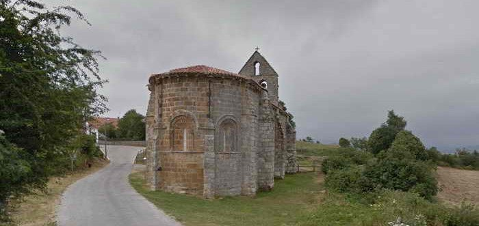 Iglesia de Santa Maria de Retortillo (Cantabria)